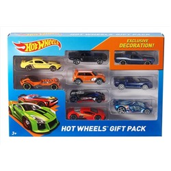 9 МАШИНОК HOT WHEELS