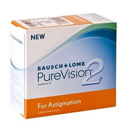 PureVision 2 HD for Astigmatism (3 шт)