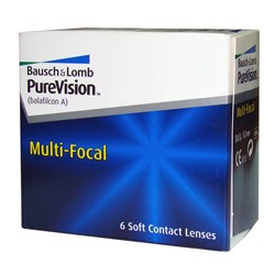 Pure Vision Multi-focal (6 шт)