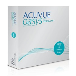 Acuvue Oasys 1- Day with HYDRALUXE (90 pack)