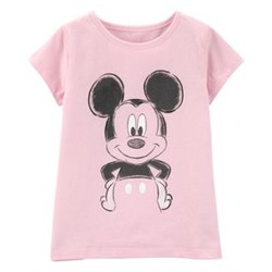 Toddler Girl          Mickey Mouse Tee