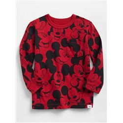 babyGap | Disney Mickey Mouse Long Sleeve T-Shirt
